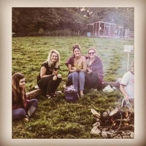 friends in the Owl field